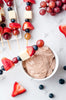 Fruit Kabobs with Cocoa Cream Cheese Dip - EXCLUSIVE