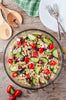Greek Style Pasta Salad - EXCLUSIVE