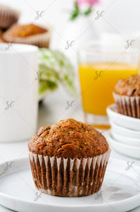 Morning Glory Muffins - EXCLUSIVE