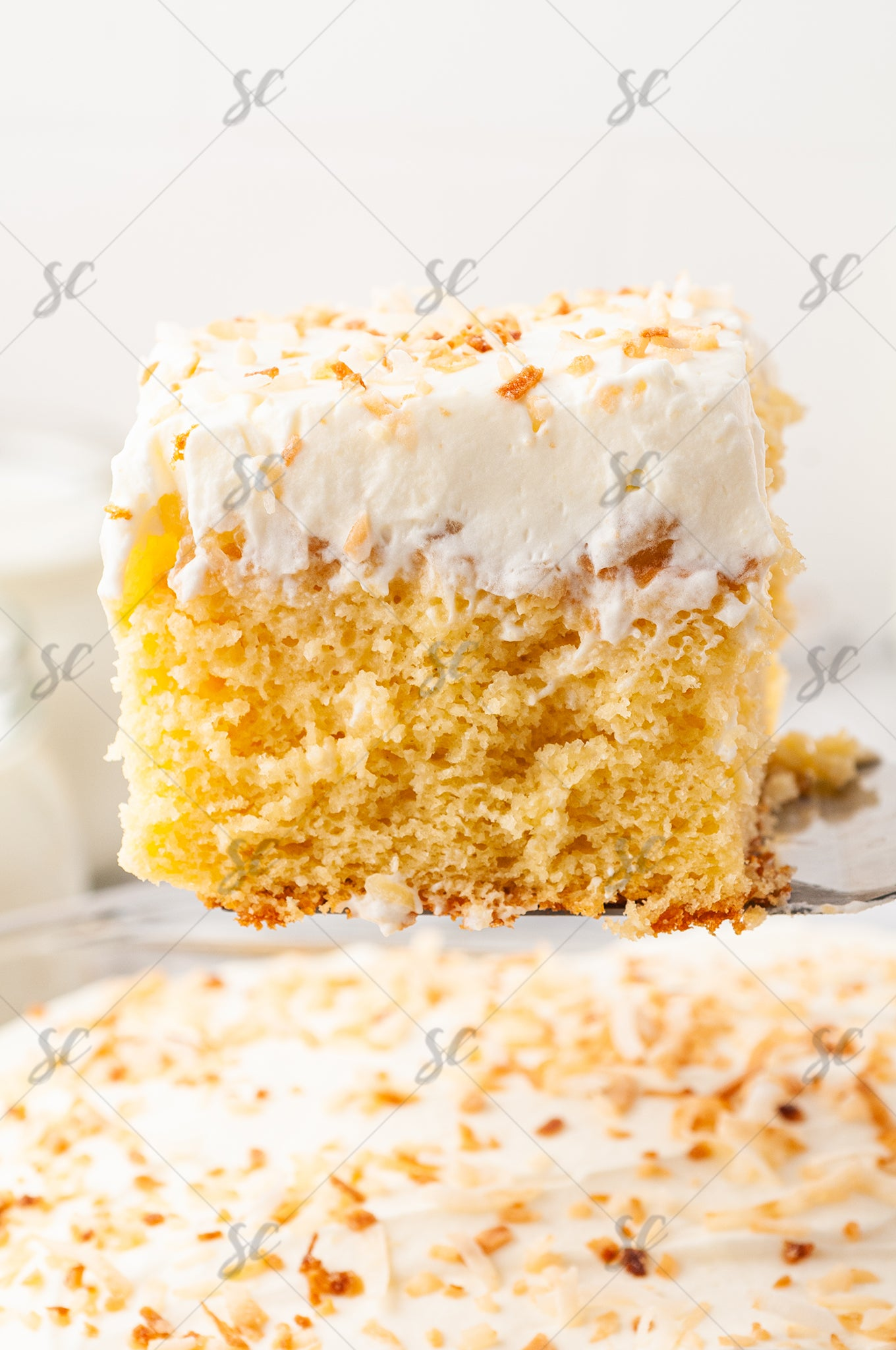 Pineapple Cake - EXCLUSIVE