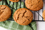 Classic Gingersnap Cookies - SET 3/3