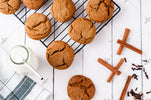 Classic Gingersnap Cookies - SET 1/3