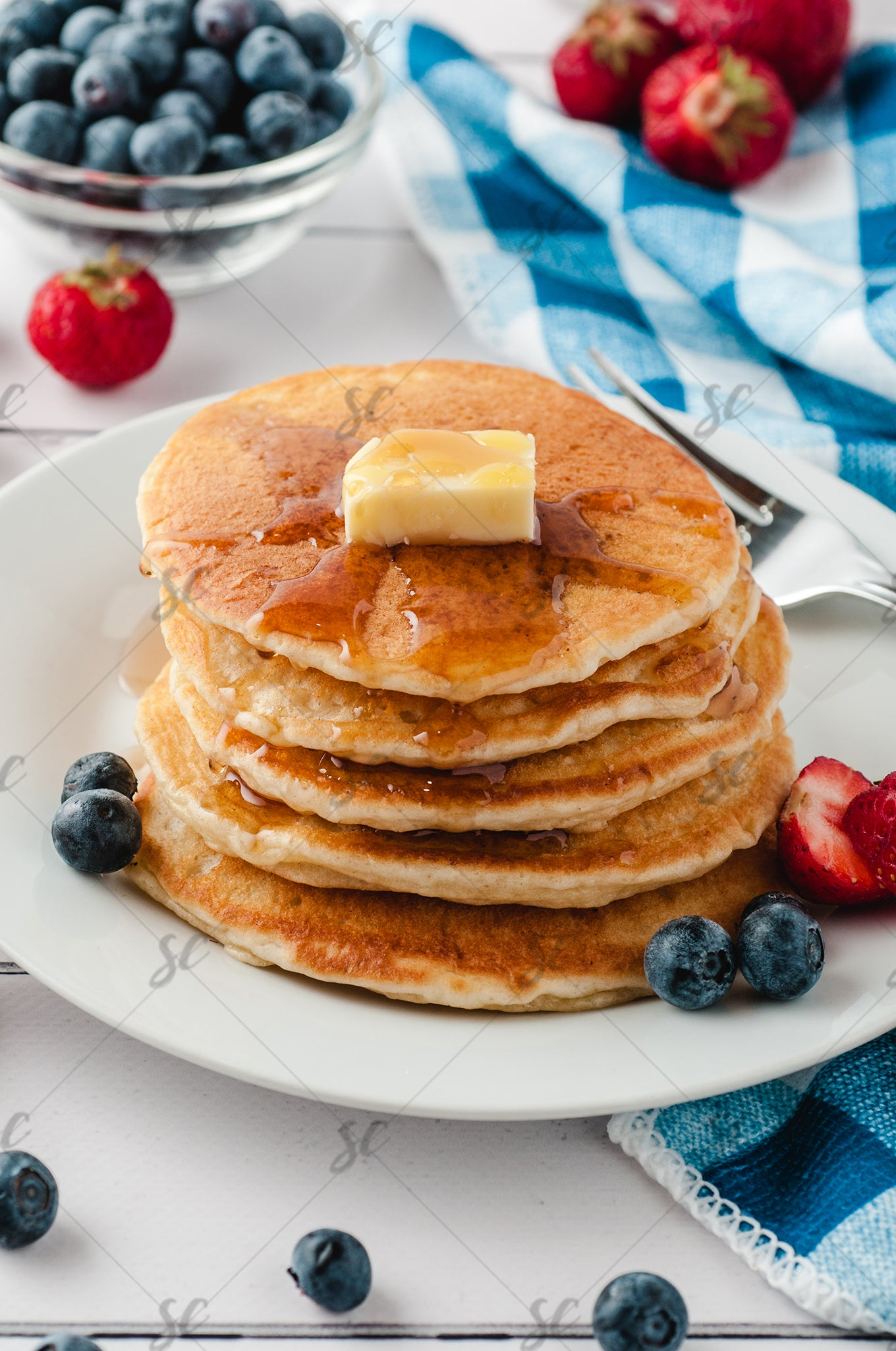 Weekend Morning Jar Pancakes - LIMITED