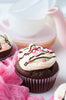 Double Chocolate Valentine Cupcakes - SET 3/4