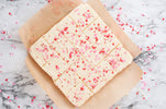 White Chocolate Valentine Fudge - SET 3/4
