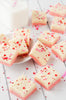 White Chocolate Valentine Fudge - SET 2/4