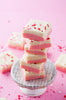 White Chocolate Valentine Fudge - SET 4/4