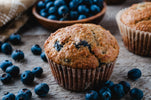 Blueberry Oat Muffins - SET 1/4