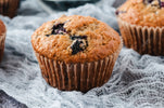 Blueberry Oat Muffins - SET 4/4