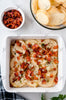 Cheesy Scalloped Potatoes with Bacon - EXCLUSIVE