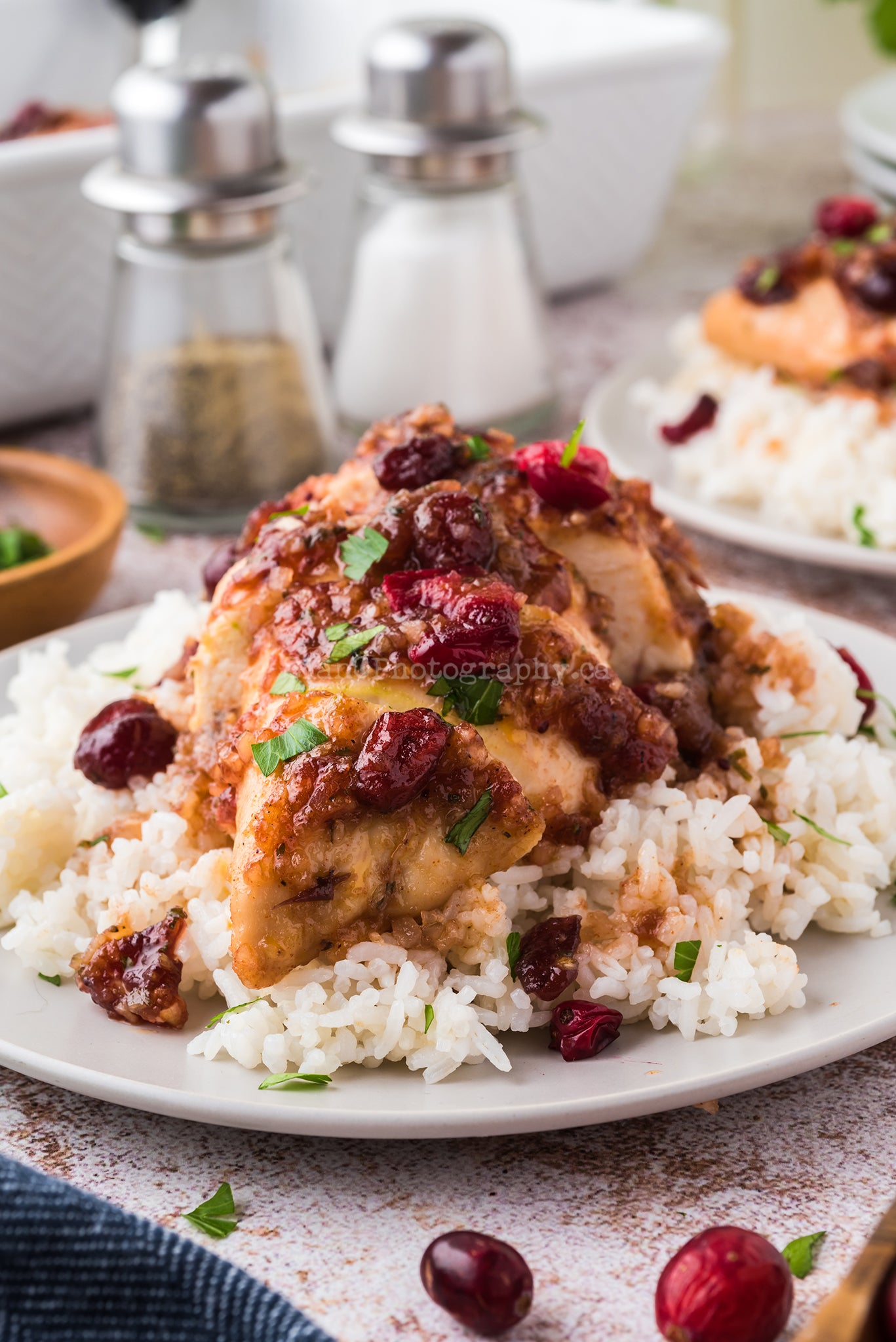 Cranberry Chicken - EXCLUSIVE