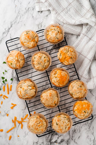 Easy Herb & Cheese Scones - 1/1