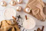 Homemade Eggnog - EXCLUSIVE