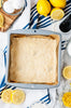 Lemon Shortbread Squares - 4/4