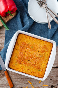 Mexican Corn Bread - 1/4