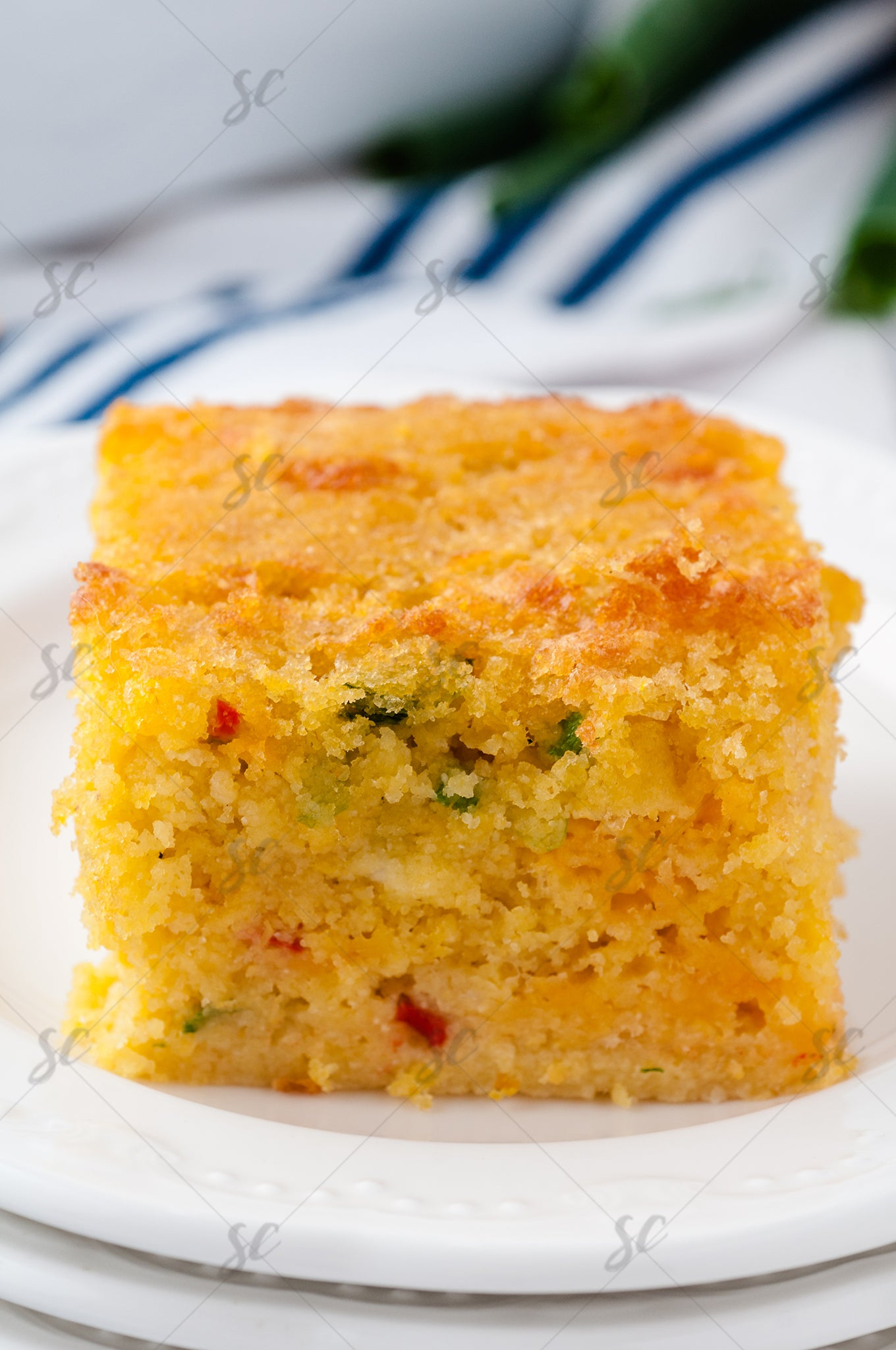 Mexican Corn Bread - 2/4