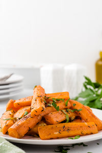 Oven Roasted Carrots - EXCLUSIVE