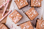 Peppermint Frosted Brownies - EXCLUSIVE