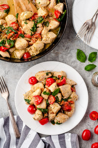 Pesto Chicken Skillet -EXCLUSIVE