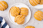 Iced Pumpkin Cookies - EXCLUSIVE