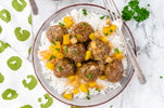 Sweet & Sour Meatballs - EXCLUSIVE