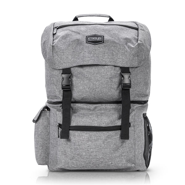d3dcf09fbd Backpack Leakproof Insulated Soft Lightweight Durable Cooler Gray Bag ...