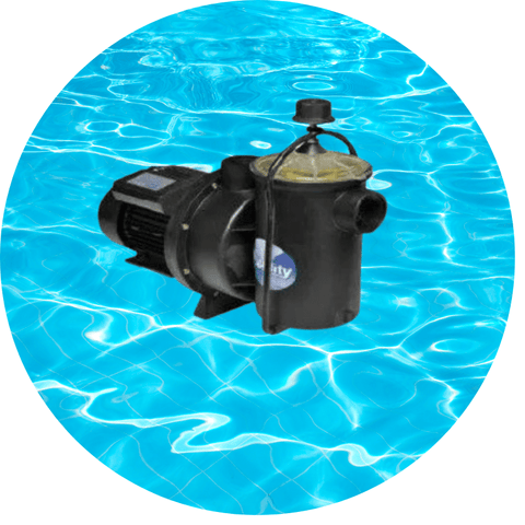 Replace a swimming pool pump