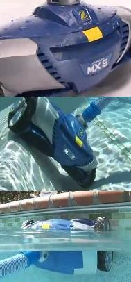 MX8 Baracuda pool cleaner - Swemgat