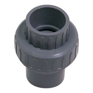 50mm PVC non-return valve