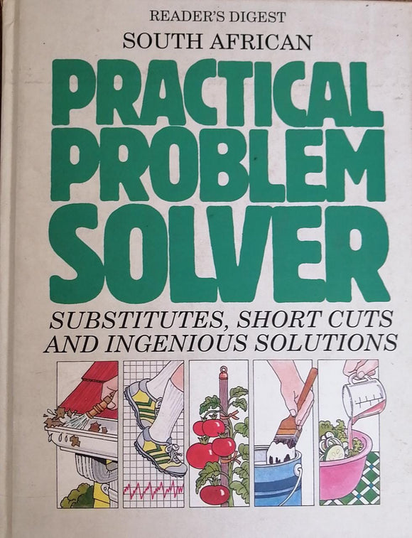 PRACTICAL PROBLEM SOLVER-Reader's Digest Table-Top Book