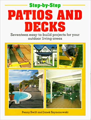 Patios & Decks-StepBy Step/B4