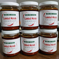 Sambal Merah from Fira's Kitchen