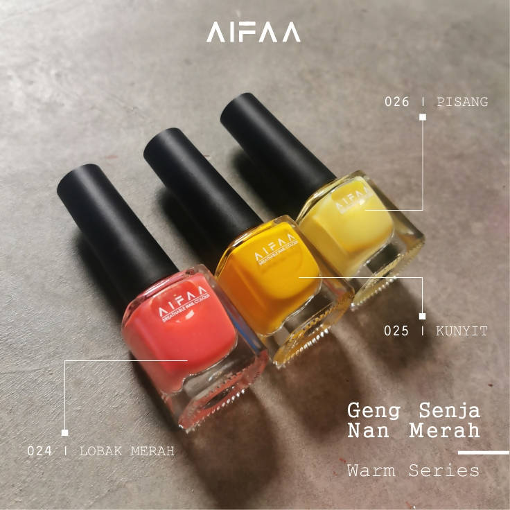 AIFAA Nail Colour