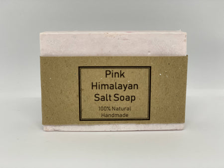 Himalayan Pink Salt Deep Cleansing Soap