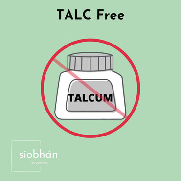 Talc-free Face & Body Powder 30g - Minty Citrus