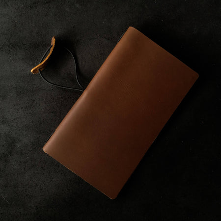 Align.Co Personalised Genuine Leather Journal
