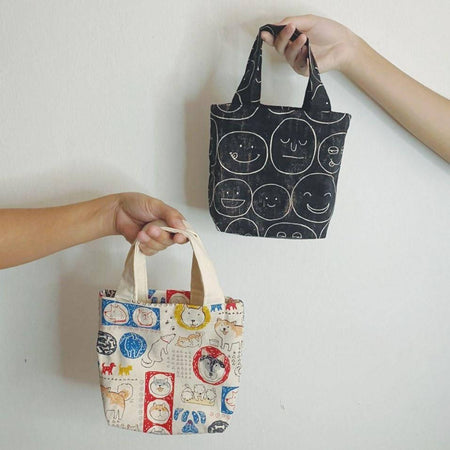 Eight Eight Mini Tote Bag Collection