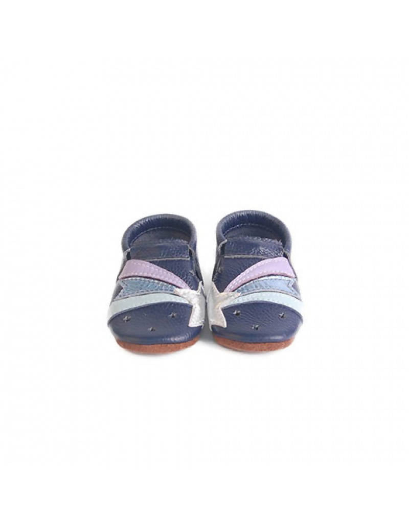 Bebebundo Baby Leather Shoes - Shooting Star Magical Collection