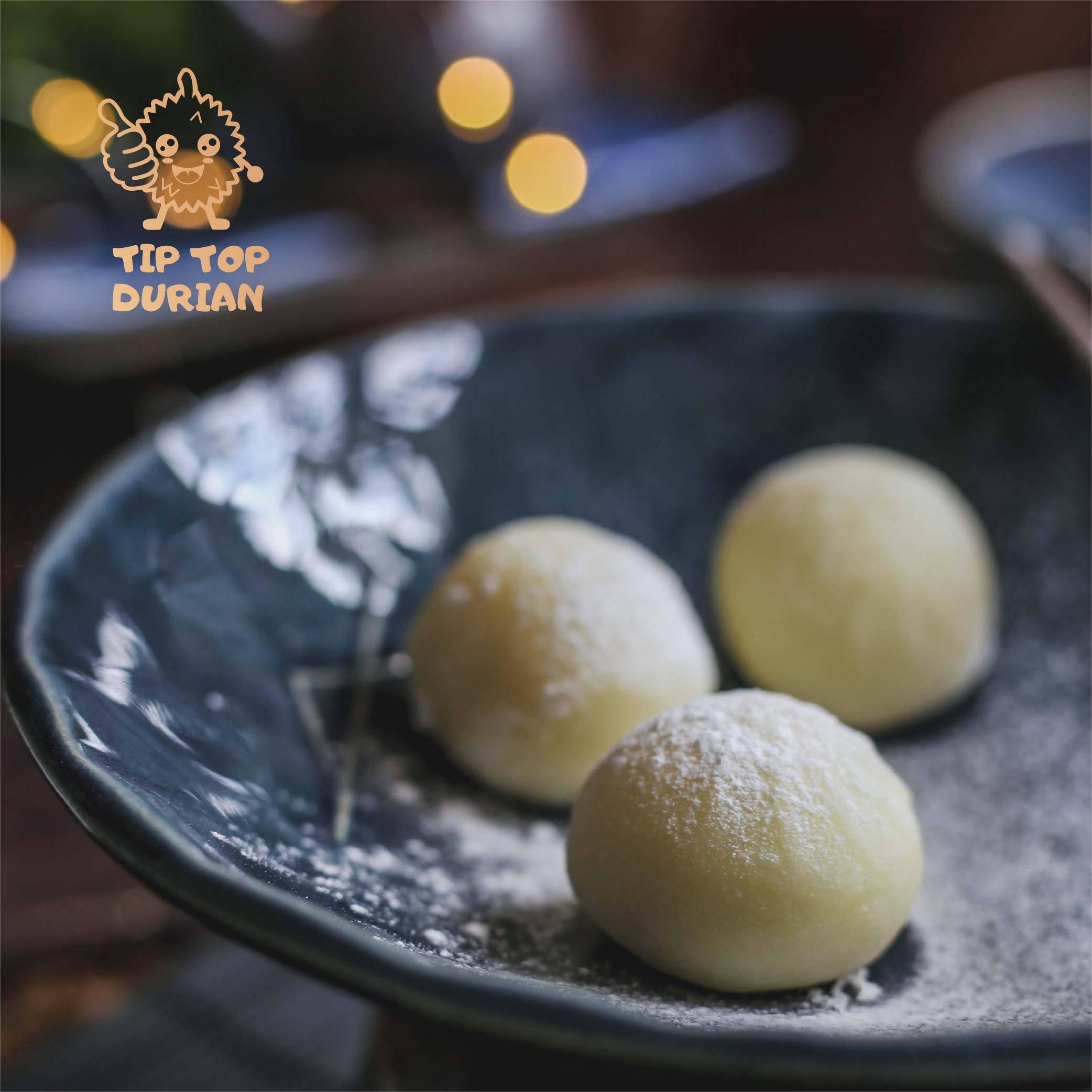 100% Real D24 Durian Mochi