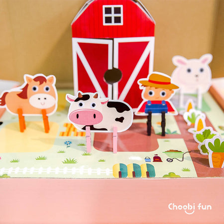 Barnyard Fun Full Kit