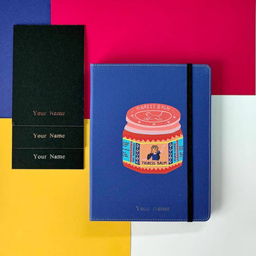 ABC Tigress Balm NOTEBOOK