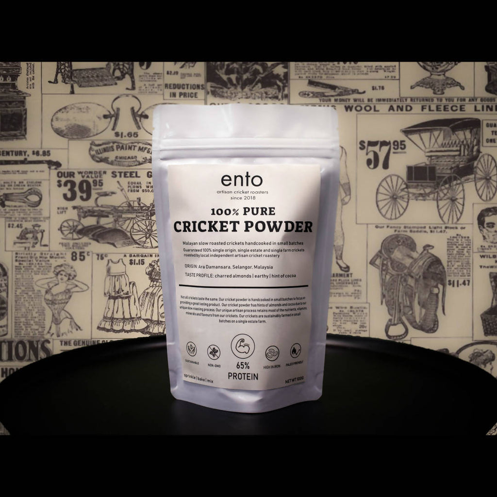 100% Pure Cricket Powder