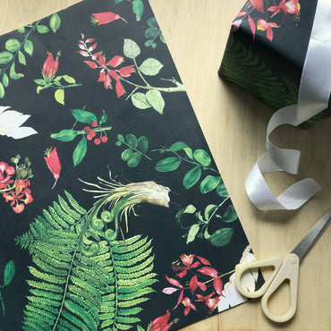 Wrapping Paper - Wild Trees (2 sheets)