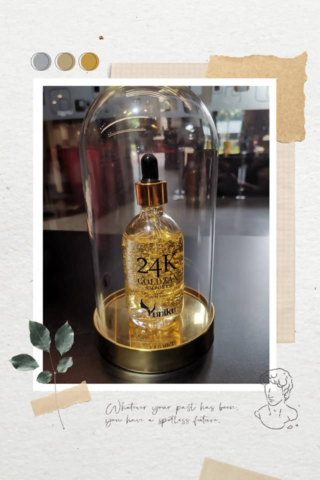 Yuniku 24K Gold Essence 30ML