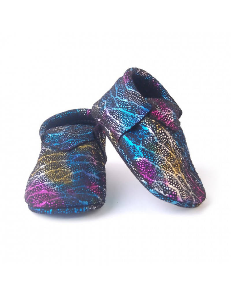 Bebebundo Baby Leather Shoes - Glitzy Party 2020