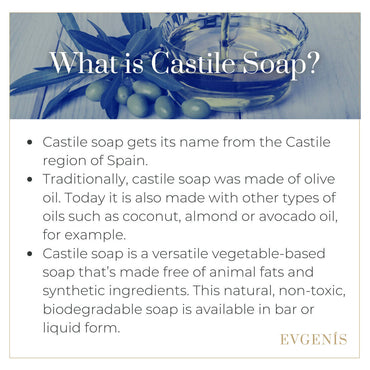 Foaming Castile Hand Wash (various fragrances available)