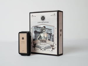 Theos solid cologne