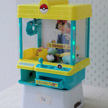 POKEMON Mini Arcade USB Claw Machine