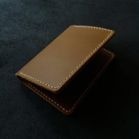 Align.Co Genuine Leather Bifold Cardholder