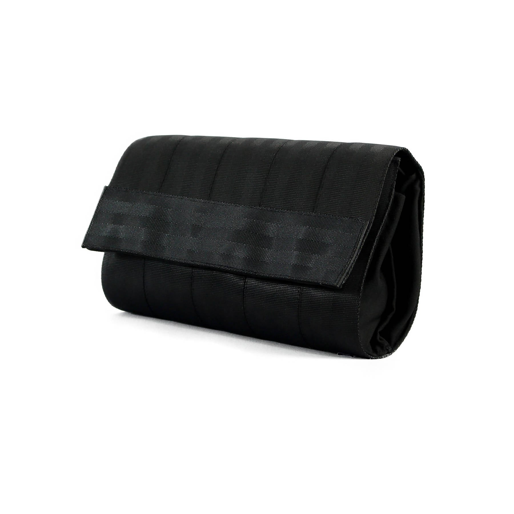 Camelia II Clutch cum Sling Bag / Black